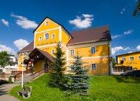Sklárny a muzeum Novosad Harrachov