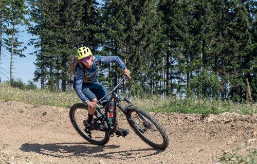 Cyklo škola Krkonošská Bajkovna - Yellow point