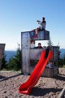 Dětské hřiště na Medvědíně - Špindlerův Mlýn
