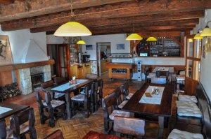 Restaurant - Pension Horalka - Špindlerův Mlýn - Riesengebirge