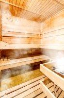 Sauna - Horní Pramen - Špindlerův Mlýn - Riesengebirge