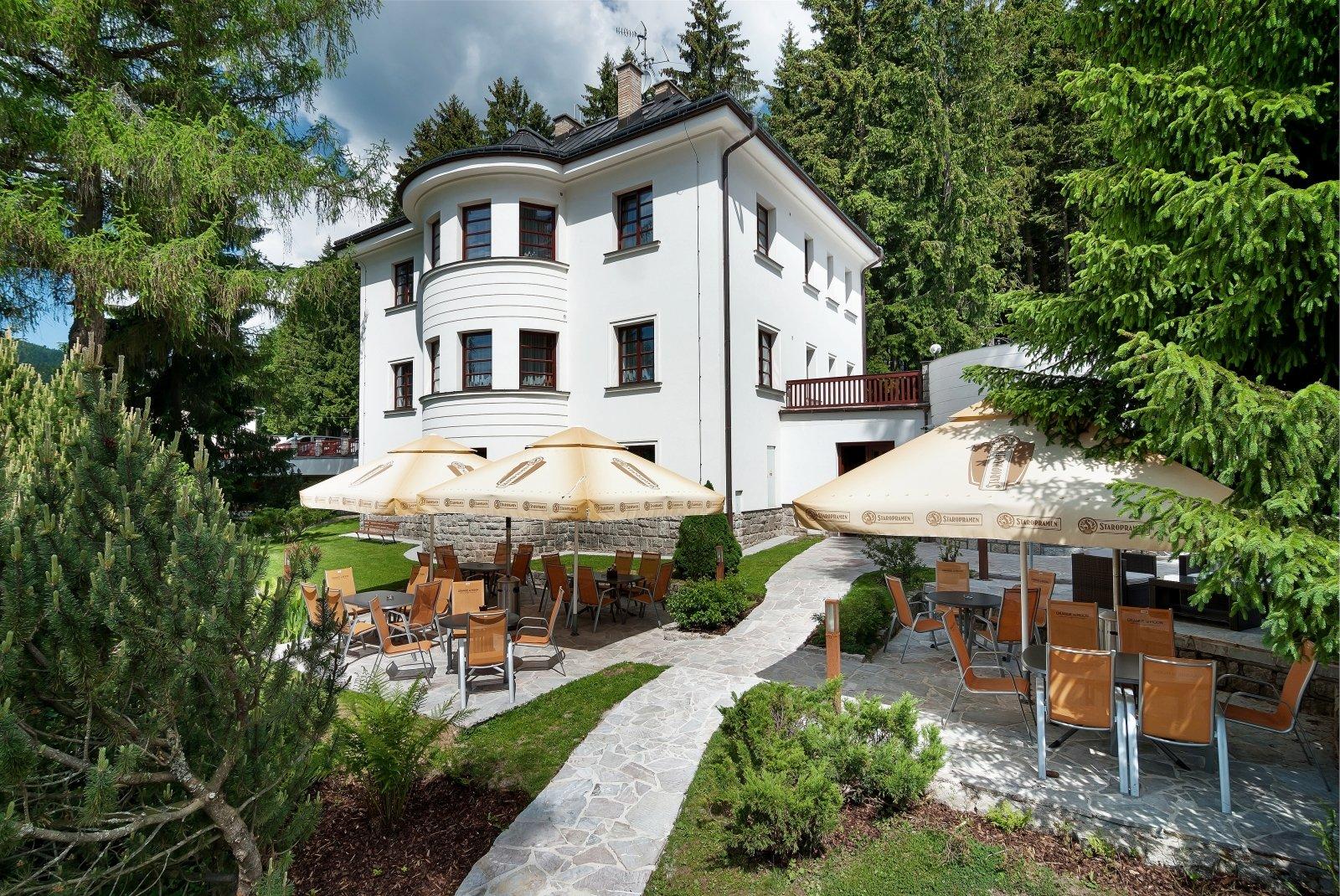 Restaurant Orange le Moon - Špindlerův Mlýn - Hotel Bedřiška