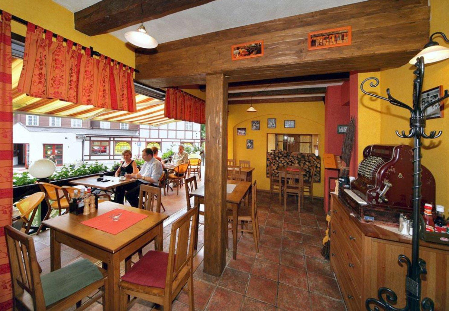 Restaurant Bakchus - Špindlerův Mlýn - Hotel Erika