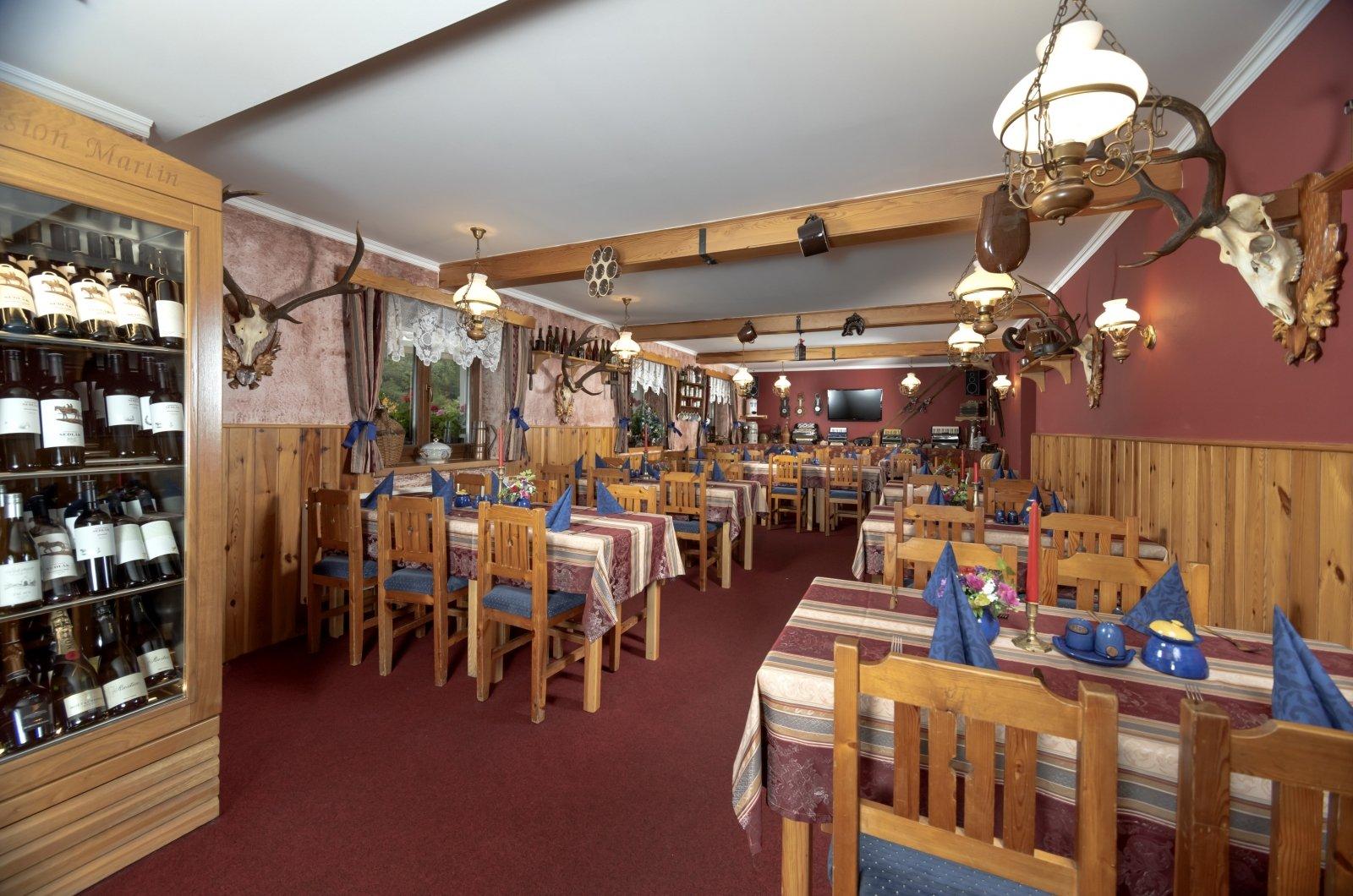 Restaurace Kristýna - Špindlerův Mlýn - Hotel Kristýna