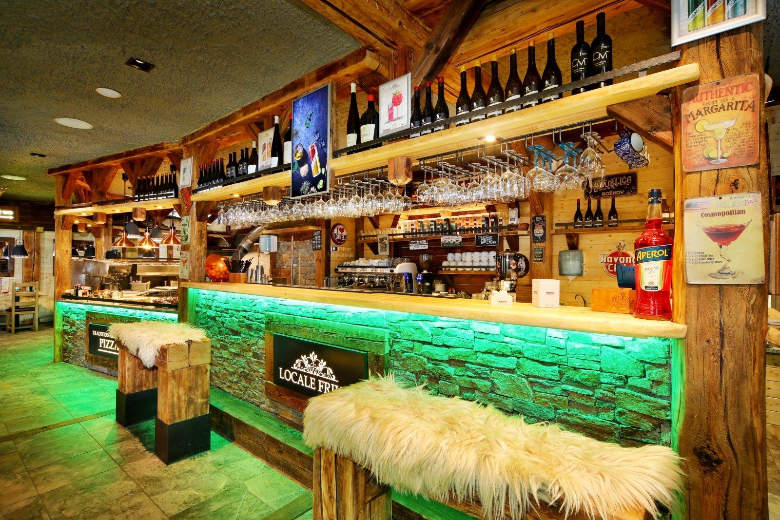Restaurant Locale Friuli - Špindlerův Mlýn