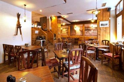 Restaurace v Uličce