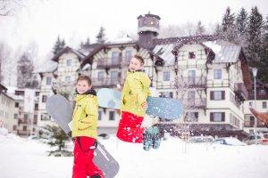 ASTEN HOTELS, HOTEL SAVOY Špindlerův Mlýn children