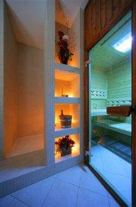 Hotel Belmonte sauna - Spindleruv Mlyn