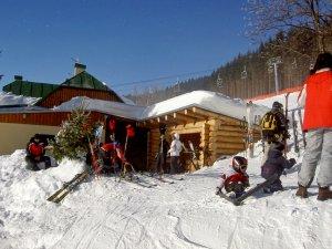 Accommodatie - Pension Alenka - Spindleruv Mlyn - Reuzengebergte