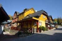 Ubytování Pension Centrum - Špindlerův Mlýn - Krkonoše