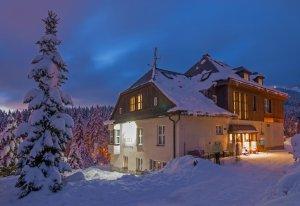 Hotel Domovina Spindleruv Mlyn - winter