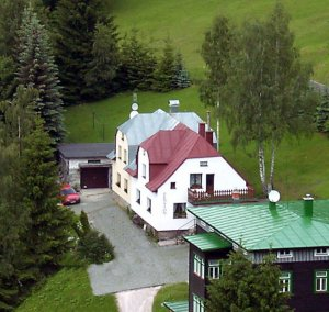 Unterkunft Pension Neuman - Špindlerův Mlýn - Krkonoše