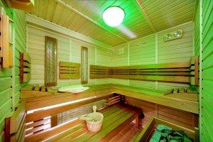 Sauna - Pension U Šrenků - Špindlerův Mlýn