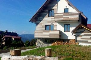 Apartmány Benecko v Krkonoších
