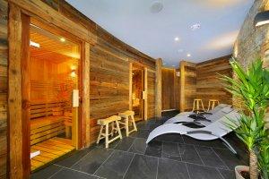 Ubytování - Wellness Hotel Olympie - Špindlerův Mlýn - Krkonoše - sauna