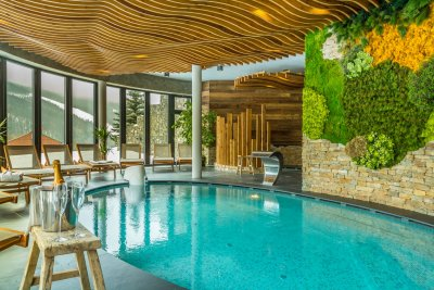 Wellness hotel Olympie