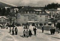 Hotel Central - Špindlerův Mlýn - history