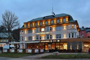 לינה - חדרים - מלון מרכזי 1920 - שפינדלרוב מלין