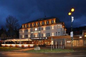 Ubytování - Hotel Central 1920 - Špindlerův Mlýn - Krkonoše