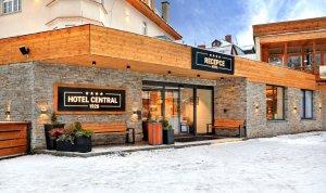 Accommodation - Hotel Central 1920 - Špindlerův Mlýn - Krkonoše