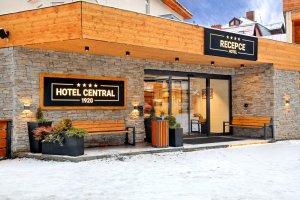 Noclegi - Hotel Central 1920 - Špindlerův Mlýn - Karkonosze