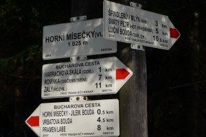 Horní Mísečky v Krkonoších