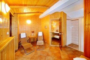 Sauna - Pension Silva - Špindlerův Mlýn - Krkonoše