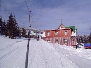 Unterkunft - Berghütte Sedmidolí - Špindlerův Mlýn - Riesengebirge