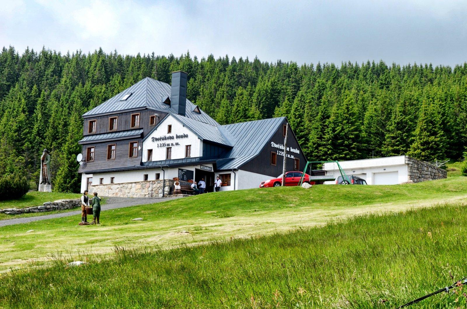 Dvořákova chata