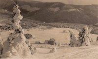 History r.1935 - Dvořákova bouda - Špindlerův Mlýn - Krkonoše