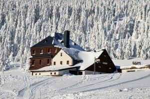 Ubytování - Dvořákova bouda - Špindlerův Mlýn - Krkonoše