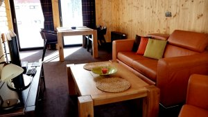 Accommodation - Apartment Krakonošova dílna - Woodhouse - Krkonoše