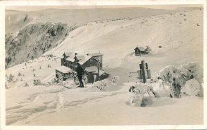 History - Labská bouda - Špindlerův Mlýn - Krkonoše