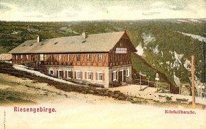 History - Labská bouda - Szpindlerowy Młyn - Karkonosze