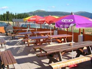 Restaurace - Moravská bouda - Špindlerův Mlýn - Krkonoše
