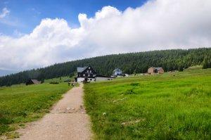 Ubytování - Moravská bouda - Špindlerův Mlýn - Krkonoše