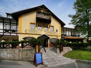 Ubytování - Hotel Erika - Špindlerův Mlýn - Krkonoše