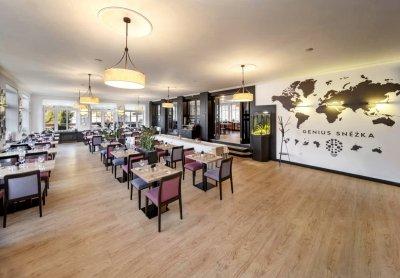Restaurant Genius - hotel Sněžka