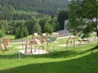 Dětské hřiště Pension Borůvka - Špindlerův Mlýn - Krkonoše