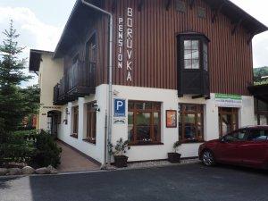 Accommodatie - Pension Borůvka - Spindleruv Mlyn - Reuzengebergte