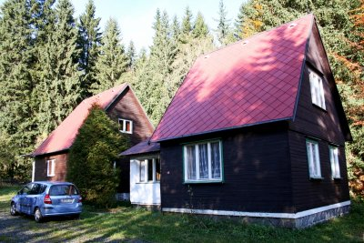 Chaty u Medvědína 255 - Švecovi