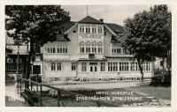 Restaurace Hubertus Špindlerův Mlýn - Krkonoše