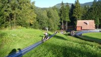 Bobsleigh track - Špindlerův Mlýn