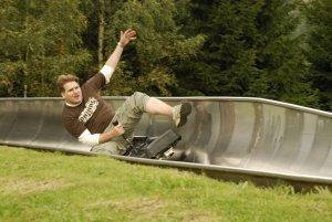 Tor bobslejowy