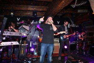 Music bar Silver Rock