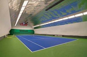 Tennis Hall - Harmony