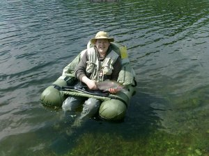 Ryby a rybaření ve Špindlu
