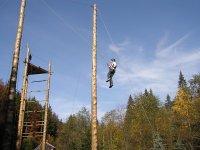 Obří houpačka - Giant swing - Špindlerův Mlýn