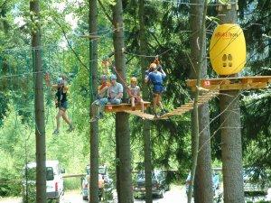 Monkey Park Spindleruv Mlyn Rope Park