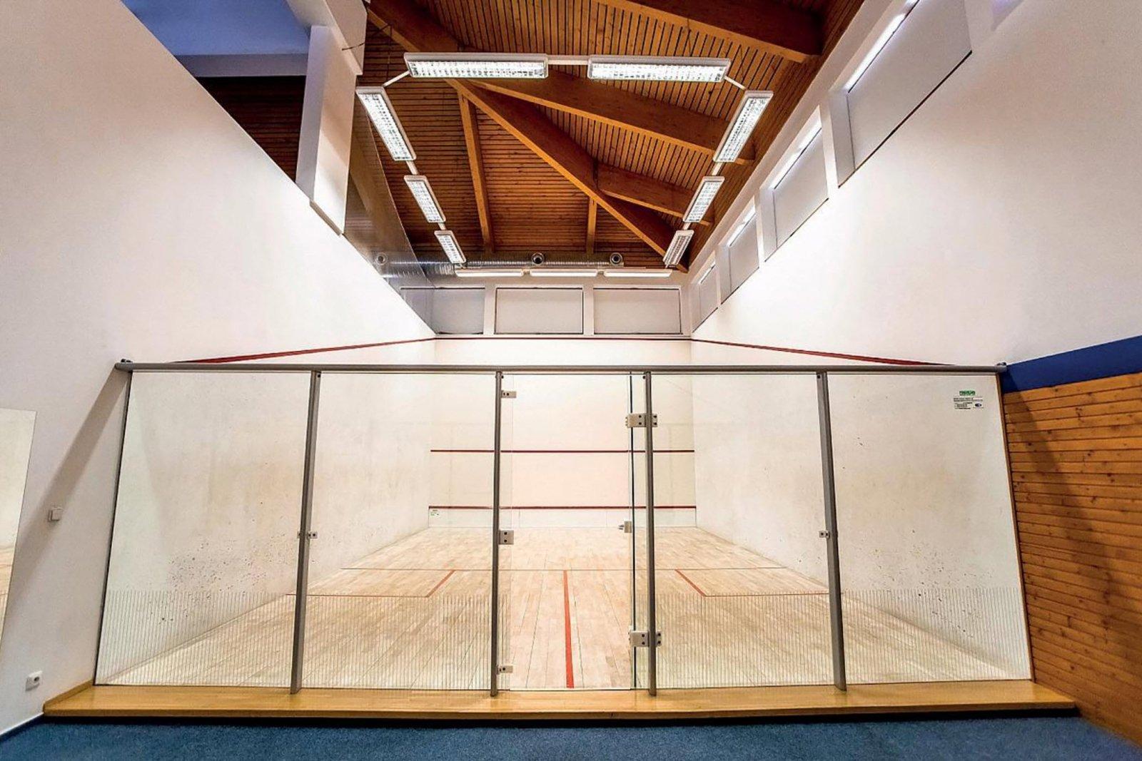Squash - VZ Bedřichov